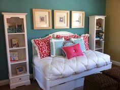Cute tween room