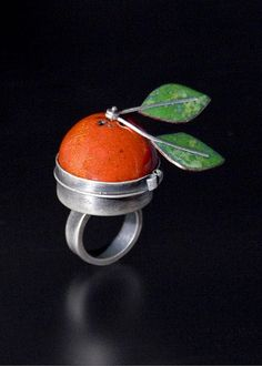 Ring by Angela Gerhard