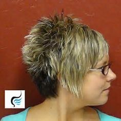 back spike hair style hairstyles back view length asymmetrical pixie 5198