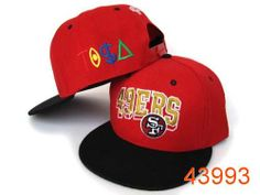 25ec1abe1  8.00 NFL San Francisco 49ers Stitched TISA Snapback Hats 001