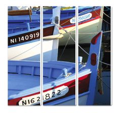 Dans le port de Nice - Nouvelle Collection de toiles
