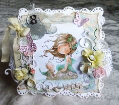 Little Girl's Birthday Card