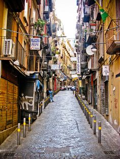 Naples, Italy.   My all time dream.