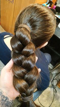 Beautiful Braids, Braided Hairstyles, Hair Beauty, Beautiful Women, Long Hair Styles, Fashion, Hair, Moda, Fashion Styles