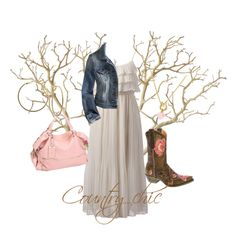 Country chic, created by kendalottinger.polyvore.com