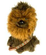 Der neue beste Freund ihres Kindes: Plüschiger Chewbacca aus Star Wars mit kuschligem Fell und kleiner Schultertasche in der sogar Kleinigkeiten Platz haben.  Größe: 9,5cm x 18 cm x 9,5 cm Material: 100% Polyester  http://www.geeky-kids.de/product_info.php?info=p5_plueschfigur-chewbacca.html