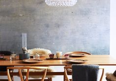 A single family house Single Family, Dining Table, Indoor, House, Inspiration, Furniture, Design, Home Decor, Design Interiors
