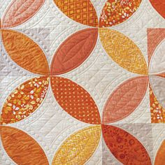 Additional Images of Simply Color: Orange by Vanessa Christenson - ConnectingThreads.com