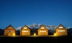 Mountain and lakeside places to stay guardian