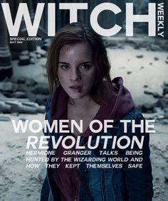 Women of the Revolution I kind freaked out about this what if this actually happened in the wizarding world !!!!