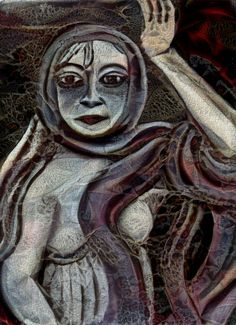 New Media: Silent Witness Amy Adams, New Media, My Arts, Mesh, Oil, Studio, Drawings, Building, Artwork