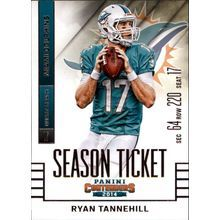 2014 Panini Contenders #40 Ryan Tannehill Team: Miami Dolphins