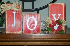 new crafts for the holidays | ... Cute ~n~ Crafty: New Holiday Wood Crafts for ... | Holiday/Christ