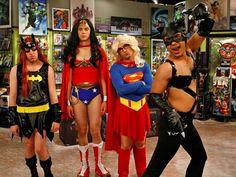 Big Bang Theory haha