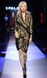 Jean Paul Gaultier HAUTE COUTURE SPRING/SUMMER 2016 Fashion Show 18