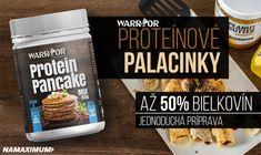 Banánová zmrzlina - jednoduchý fitness recept Protein Pancakes, Stevia, Smoothie, Cereal, Breakfast, Fitness, Smoothies, Gymnastics, Breakfast Cereal