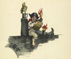 Pirates of the Caribbean (The Ride) - Marc Davis