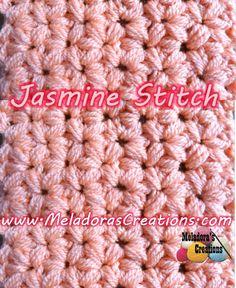 Jasmine Stitch PINTEREST