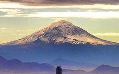 Ciudad de Mexico una linda postal para el mundo.