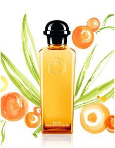 "Perfumes para hombre ""Eau de mandarine"" by Hermés. Más detalles en landoigelo.com"
