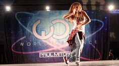 Team Paul Mitchell Dancer and Choreographer Chachi Gonzales #sportyourstyle