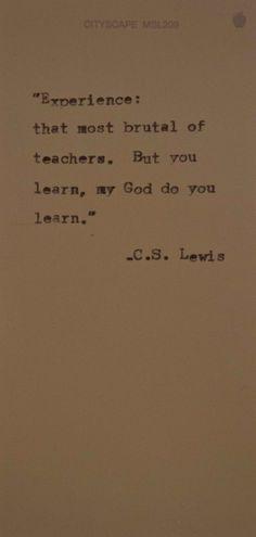 CS Lewis    Cirque de Ink