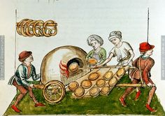 Old Stuff: Street Food in Medieval English Urban Centers | Eulalia Hath A Blogge