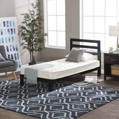 Ayres Twin Loft Bed with Drawers and Shelves Trundle Mattress, Twin Daybed With Trundle, Twin Bunk Beds, Pillow Top Mattress, Best Mattress, Mattresses, Grey Bed Frame, Twin Platform Bed, Bed With Drawers