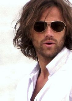 Jared, channeling Jim Morrison ;) Pinned this before, don't even care. Jared is GORGEOUS here!, wow yes I agree .....