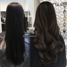 Subtle ash brunette bayalage Fall hair che r ma Brown Hair Balayage, Hair Color Balayage, Hair Highlights, Bayalage Black Hair, Subtle Brunette Highlights, Black Hair With Lowlights, Asian Balayage, Black Balayage, Black Hair With Highlights