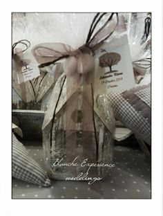 Bomboniere Cresima di A. Confirmation Favors of A. Lanterne ShabbyChic ShabbyChic Lanterns by Blanche Experience Weddings - Weddings&Events