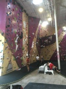 Rope Canyon  @cruxcc in Austin #climbinggymreviews