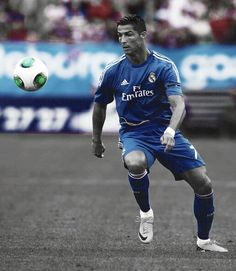 This is Cristiano Ronaldo. He is my favorite player. He is very important…