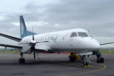 We flew in an Air New Zealand Saab 340 (operated by Air Nelson) from New Plymouth to Auckland. Saab 340, Air New Zealand, Auckland, Plymouth, Nostalgia, Aircraft, Planes, Birds, Google Search