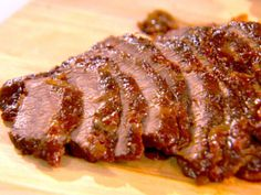 Sweet and Sour Brisket from FoodNetwork.com