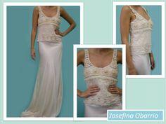 Vestido a la venta! Josefina Obarrio