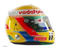 Lewis Hamilton - 2012 McLaren F1