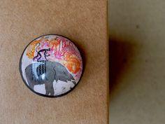 brooch by Little Red www.little-red-shop.com
