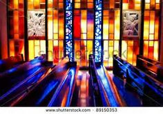 stain glass window reflections - Bing images