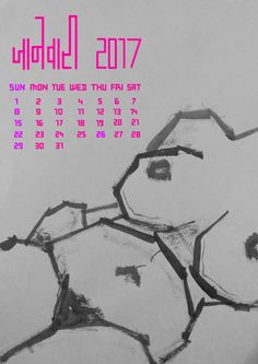 Calendar Design ( 2017 ) on Behance Calendar Design 2017, Adobe Photoshop, Adobe Illustrator, Behance, Branding, Illustration, Books, Brand Management, Libros