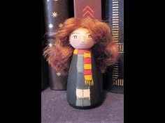 Hermione mini doll part 2 - YouTube