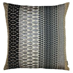 Iceni pillow from Margo Selby (avail from Achica.com)