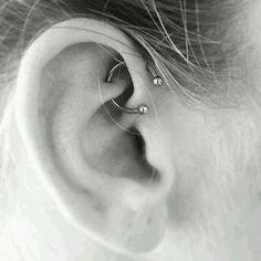 Cartilage piercing 2.