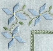 Embroidery Needles, Hand Embroidery Stitches, Embroidery Kits, Embroidery On Kurtis, Brazilian Embroidery, Labor, Black Fabric, Blackwork, Needlepoint