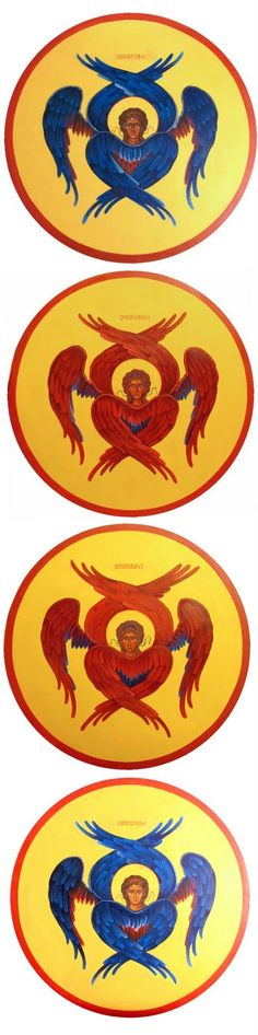 Seraph - The word seraph/seraphim appears three times in the Torah (Numbers 21:6–8, Deuteronomy 8:15) and four times in the Book of Isaiah (6:2–6, 14:29, 30:6).https://en.wikipedia.org/wiki/Seraph