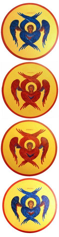 Cherubim and Seraphim Angels
