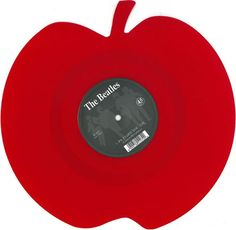 The Beatles, Love Me Do - Red, UK, Deleted, shaped picture disc (picture disc vinyl record), Mischief Music, BEAT3, 596138