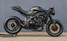 Triumph Speedtripple 1050
