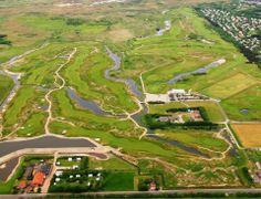 Overzicht Golfbaan de Texelse - 18 holes