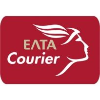 ELTA Courier Logo. Get this logo in Vector format from http://logovectors.net/elta-courier/